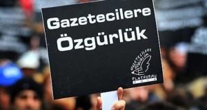 146 gazeteci ve medya çalışanı cezaevinde