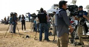 GÖP sınırda görev yapan gazetecileri ziyaret etti