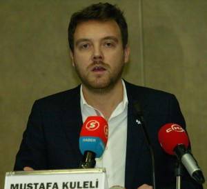 TGS Genel Sekreteri Mustafa Kuleli