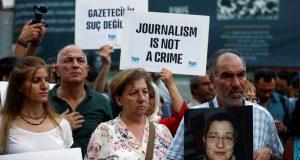 Turkey: #JournalismIsNotaCrime