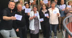 139 ülkeden binlerce kişi tutuklu gazetecilere kart gönderecek