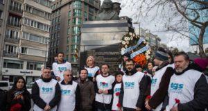 Uğur Mumcu'yu 25.ölüm yıldönümünde andık